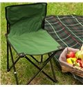Heavy Duty Folding Comfortable Camping Fishing Tilted Back Chair