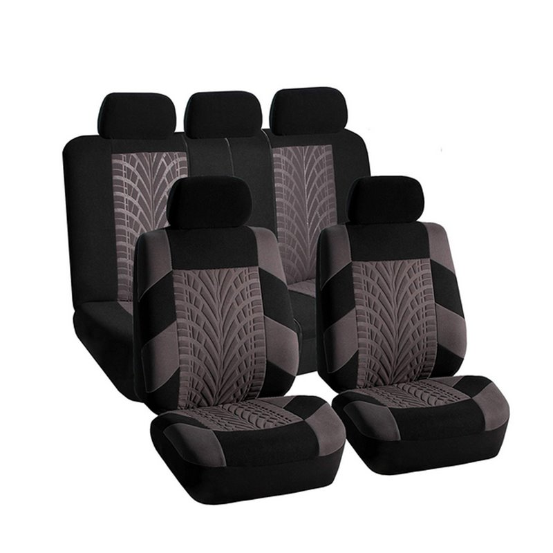 Conventional User-friendly Beautiful design Cloth Universal Car Seat Covers