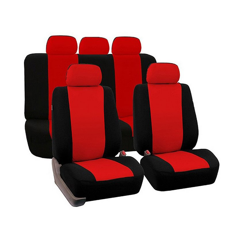 Environment-friendly Washable Durable Exquisite Cloth Universal Car Seat Covers