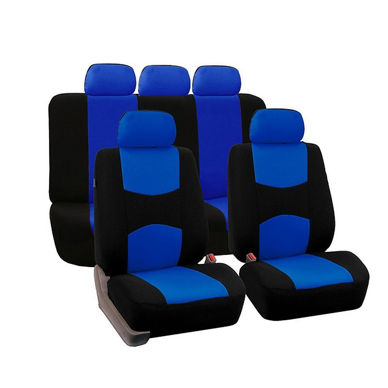 Durable Easy to Install Cost-efficient Cloth Universal Car Seat Covers