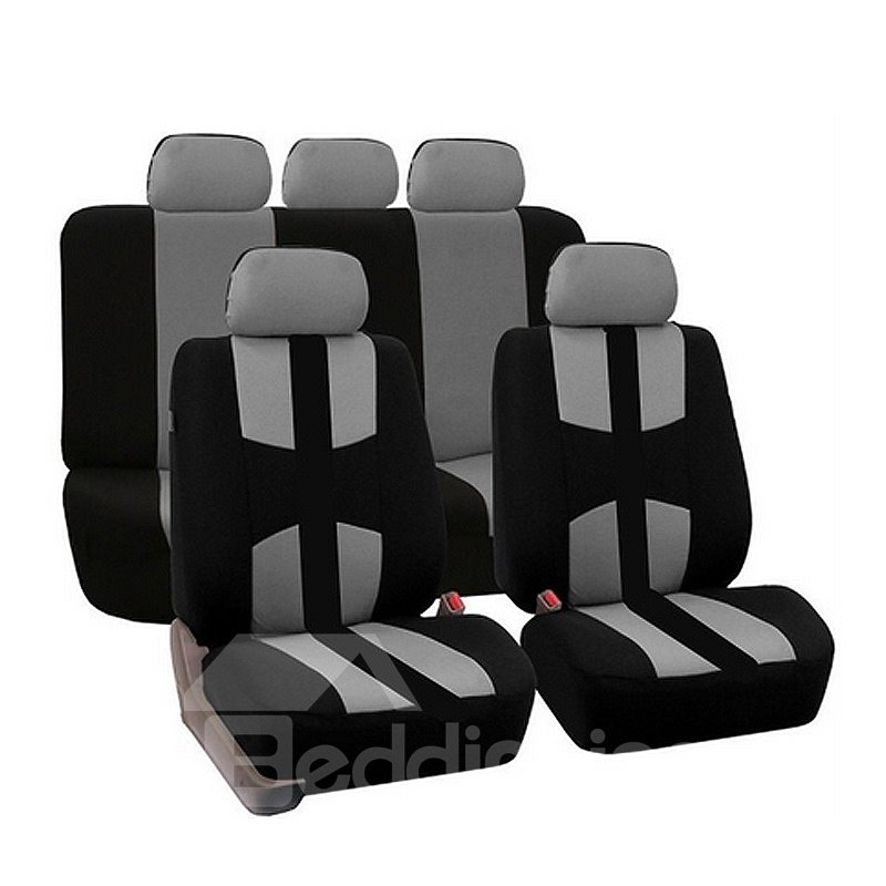 User-friendly Attractive and Durable Foldable Cloth Universal Car Seat Covers