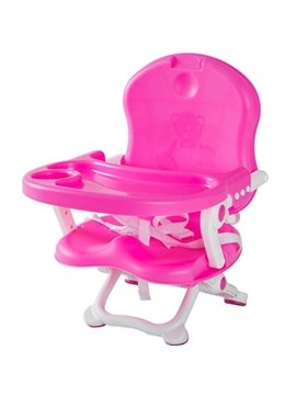 Portable Indoor Outdoor High Baby Booster Chair for Eating Play