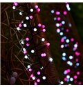 Modern and Creative Christmas Home Decorations White and Pink Led Night Lights