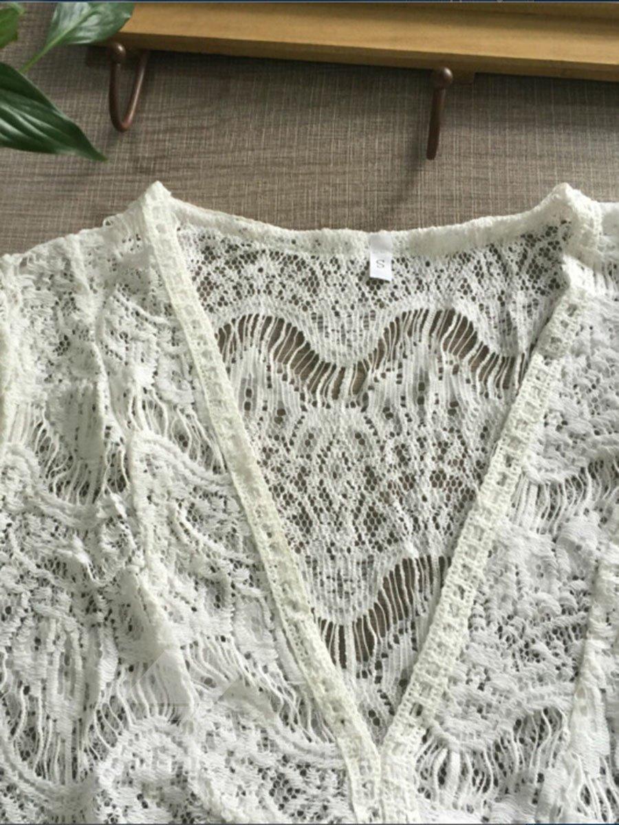 Summer Knitted Beach Crochet Sexy Bikini Cover up