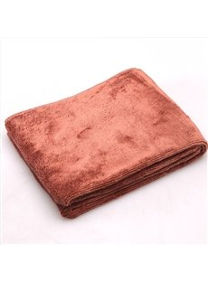 Queen-size Microfiber 2 Piece Suede Weave Finish Towels