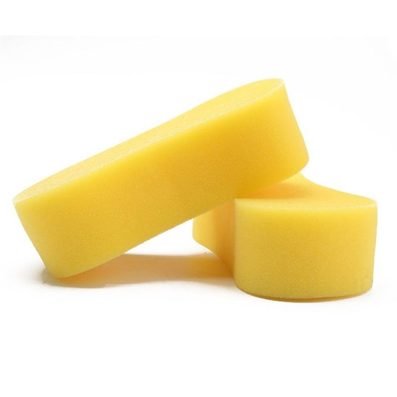 Useful Soft 2 Piece Easy Grip Car Cleaning Sponge