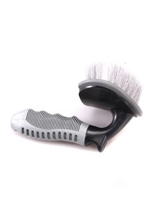 Wheel Well Short Portabl Handled Car Cleaning Brush