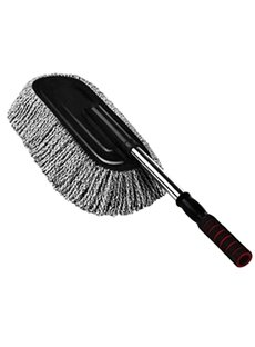 Portabl Multipurpose Microfiber Car Duster Brush