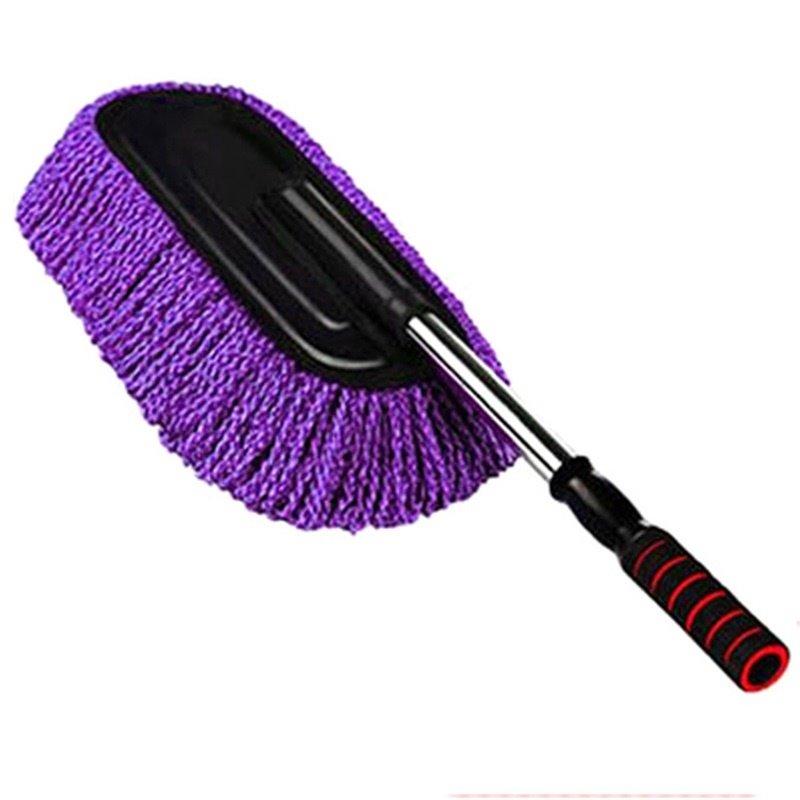 Portabl Multipurpose Microfiber Car Duster Brush