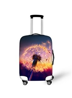 Dandelion Dusk Waterproof Suitcase Protector for 19 20 21