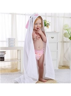 Animals Shaped Cotton Multi-Color Baby Bath Towel