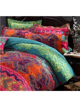 Luxury_Bohemia_Style_Lightweight_Ethnic_Pattern_4Piece_Bedding_SetsDuvet_Cover