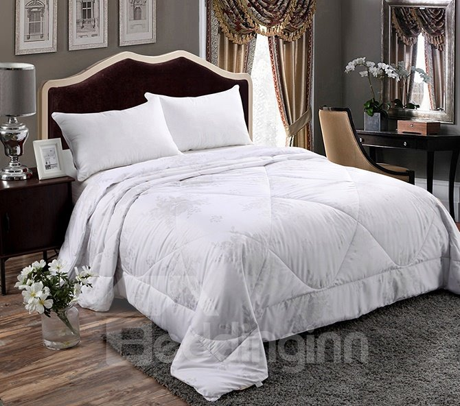 Vivilinen 3D Twinkling Stars and Galaxy Printed 5-Piece Comforter Sets