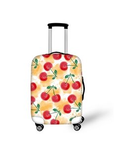 Cherry Pattern Waterproof Luggage Suitcase Protector for 19 20 21