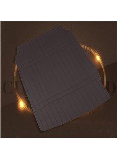 Simple Design Super Cost-effective Leather Coffee Custom Car Trunk Cushion