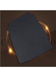 Simple Design Super Cost-effective Leather Black Custom Car Trunk Cushion