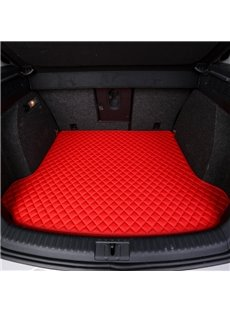 Distinctive Waterproof Durable Trunk Protecter Red Custom Car Trunk Cushion