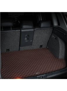 Distinctive Waterproof Durable Trunk Protecter Coffee Custom Car Trunk Cushion