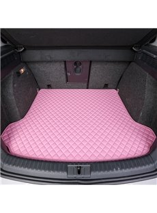 Distinctive Waterproof Durable Trunk Protecter Pink Custom Car Trunk Cushion