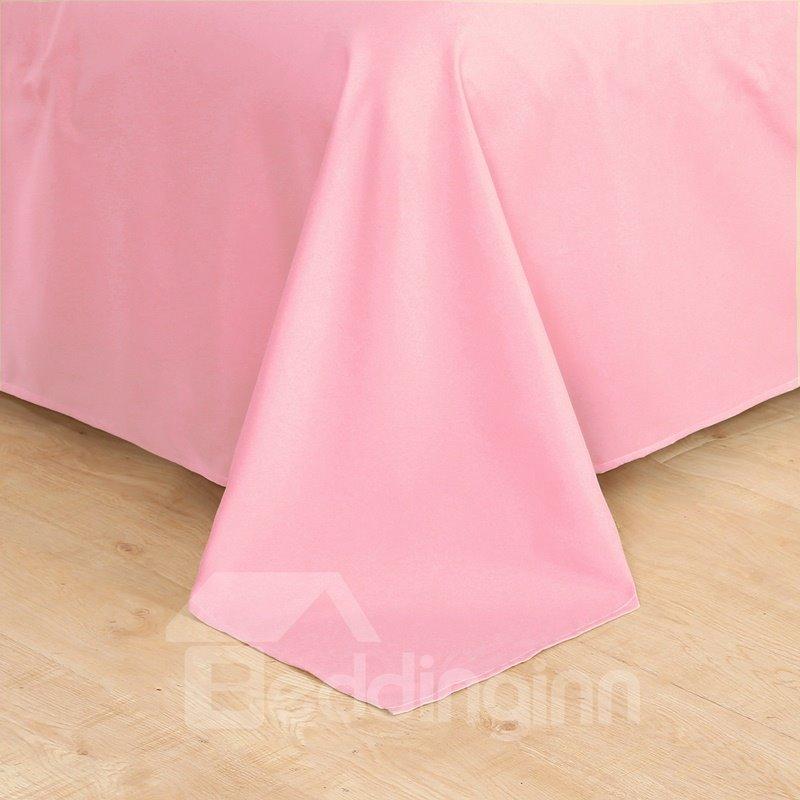 Vivilinen 3D Bunch of Pink Roses Colorful Butterflies 5-Piece Comforter Sets