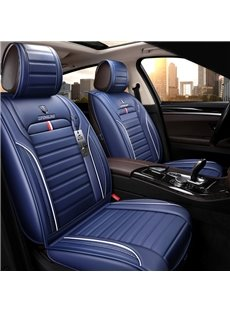 Superexcellent Leather Convenient F-Series Ram Tacoma Sierra Silverado Colorado Etc Universal Truck Seat Covers