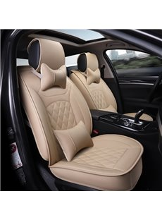 Pure Bright Color Favorable For Civic Accord Puris Etc Universal Car Seat Cover
