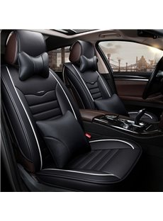 Classic Black Design Durable Muti-Use Universal Car Seat Covers