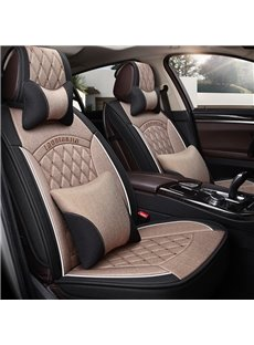 Rational Construction Novel Modeling Design Universal Car Seat Covers