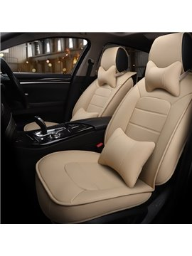 Traditional Shape Design Wrinkle-free Serviceable Universal Car Seat Covers