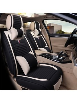 Durable Cost-Effective Breathable Universal Five Car Seat Covers