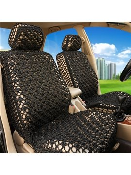 Net Structure Superexcellence Knit Refreshing Universal Car Seat Cover