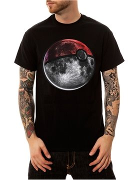 Slim Fit Cotton Ball Casual Men's Funny T-Shirts Round Neck Top Tee Birthday Gift 3D Painted T-Shirt