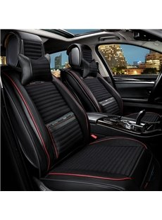 Classic 3D Stripe Comfortable Universal Car Seat Covers