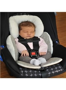 Baby Stroller Seat / Car Body Support Cushions