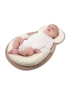 Prevent Baby Deflective and Flat Head Baby Pillow Baby Mattress