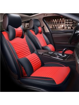Multi-color Simple Style PVC Material Universal Fit Seat Covers