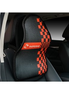 Polyester Material Plain Pattern Single Seat Universal Car Seat Cover