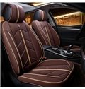 Color Blocking Advanced Design Leather Universal Fit Car Seat Cover