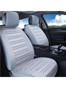 Cool Ice Wire Wave Point Pattern Universal Car Seat Covers