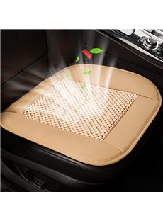 Electric Fans Cotton Filler Business Style All Seasons Seat Mat