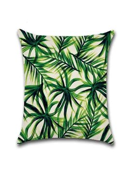 Tencel Material Modern Style Reactive Printing Technics Pillow Case