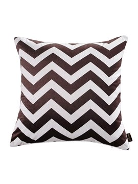 Cushion Type Polyester Material Hand Wash Cleaning Goose Down Filler Throw Pillow Case