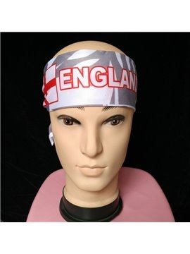 World Cup Theme Plastic Material Sports Style Hood