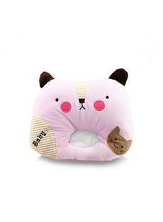 Baby Anti-flat Head Cat Shape Memory Foam Shaping Head Pillow