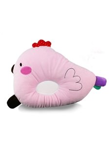 Baby Anti-flat Head Chick Shape Memory Foam Shaping Head Pillow