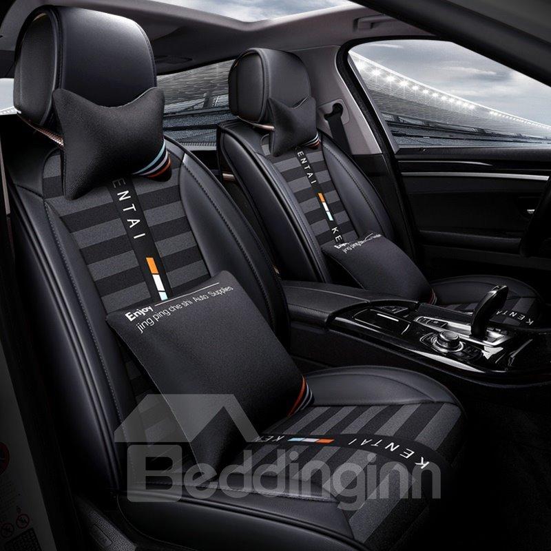 Beddinginn Combination Type Material All Seasons Universal Seat Covers Seats