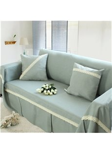 Fashion Simple Style Pure Color Pattern Washable Sofa Cover