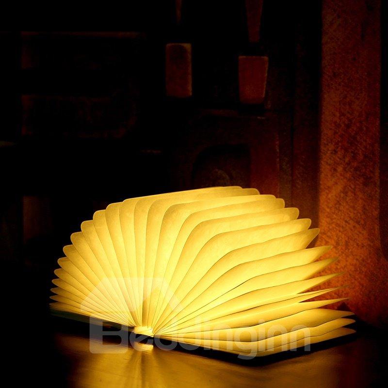 LED Bulbs Paper Body European Style 36V Folding Lamp