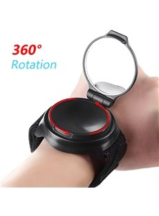 360 Degree Rotation Plastic Sturdy Comfortable Multifunctional Cycling Gear