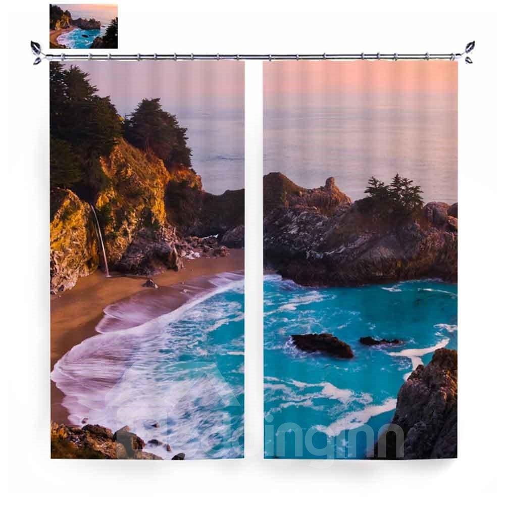 Digital Printing D Curtains Creative